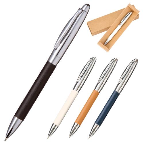 販促STYLE レザースタイルメタルペン