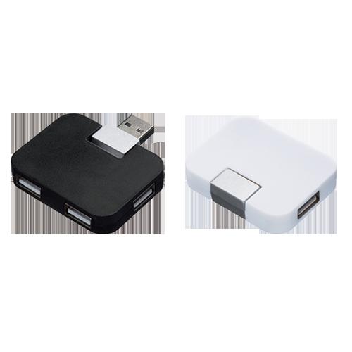 USBハブ フラット  【販促スタイル】ノベルティグッズ・販促品・記念 ...